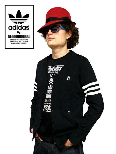トップス, カーディガン SALE20OFF adidas Originals by NEIGHBORHOOD NH CARDIGAN TOP