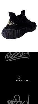 """【送料無料】【あす楽対応】【楽ギフ_包装】【メンズ スニーカー・ブラック×グリーン】adidas Originalsアディダス オリジナルス【adidas Originals by Kanye West YEEZY BOOST 350 V2】""""カニエウエストコラボ イージーブースト350 V2"""""""