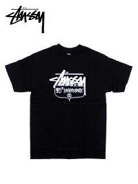 【送料無料】ステューシー25周年記念ワールドトライブTシャツ
