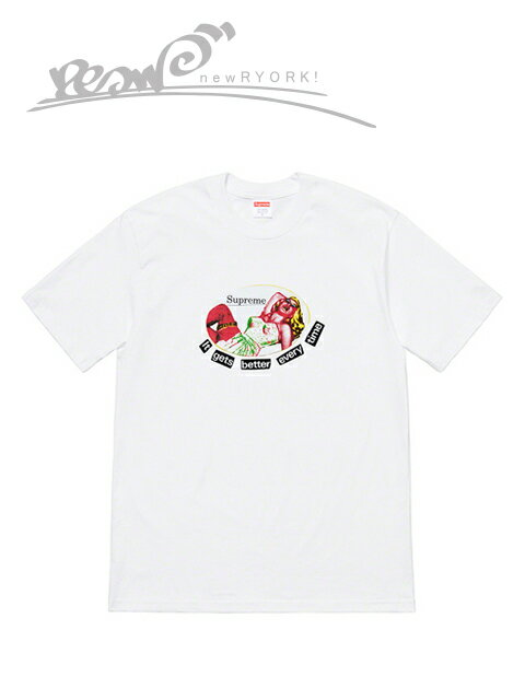 トップス, Tシャツ・カットソー  TSupremeIT GETS BETTER EVERY TIME TEESS19T59MT