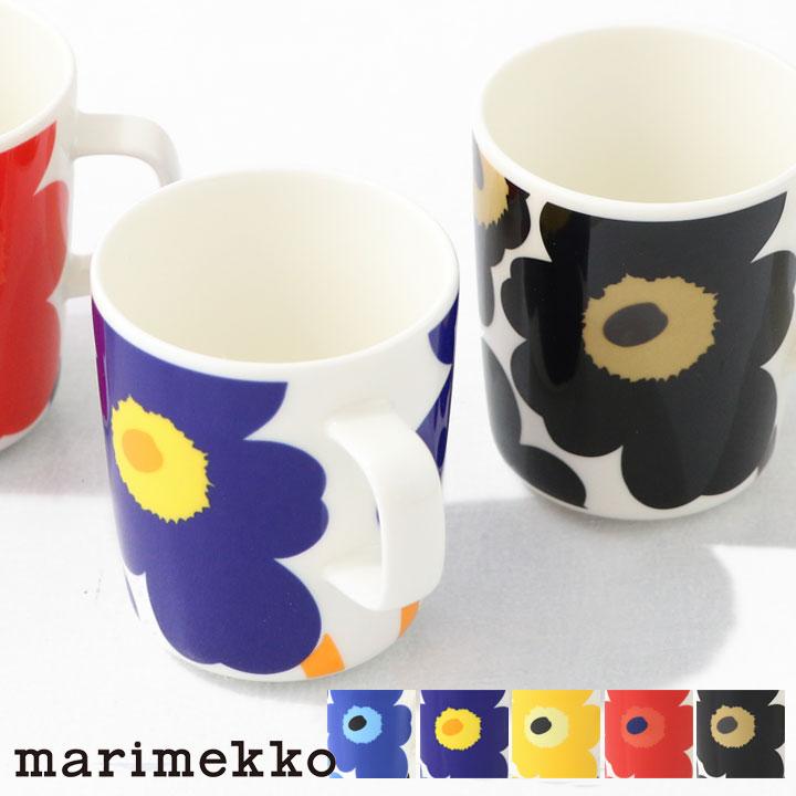 marimekko(マリメッコ) Unikko マグカップ(52631-63431)マリメッコ正規取扱店