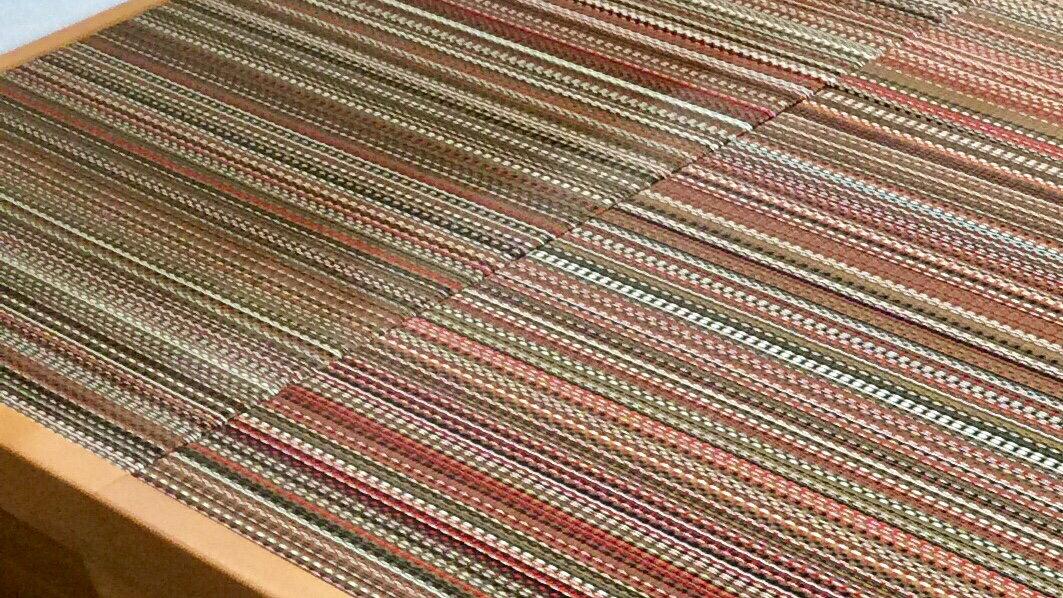 【美草】堀こたつ ユニット 畳 (へりなし)4.5畳 247×247 高さ33cm 日本製 掘りごたつ 小上がり 収納力抜群 高級感 組立式 自社製造 樹脂い草 琉球畳 掘座卓 畳 ユニット