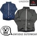 unfudge アンファッジ 21-22モデル Light Weight Fleece Jacket ミッドレイヤー UN2000 フード インナー POLARTEC ポーラーテック スノーボード スキー 雪山 アウトドア バックカントリー SNOW CHARCOAL NAVY