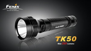 送料無料!【Fenix】 フェニックス TK50 フラッシュライト