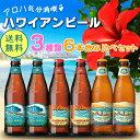 送料無料 海外ビール6本飲み比べセット ハワイ気分満喫ハワイ...