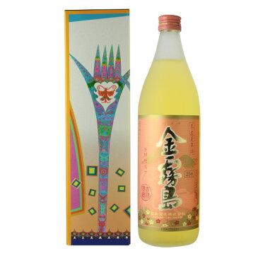 あす楽 金霧島 冬虫夏草酒 25度 900ml (箱付き) お酒/贈り物/喜ぶ