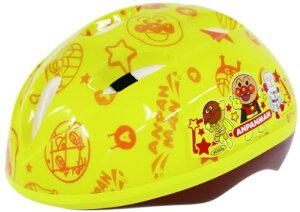 M&M(エムアンドエム)/M&M/カブロヘルメットミニ/それいけ! アンパンマン ヘルメット 安全 子供用 乗物 三輪車 自転車用 かわいい