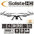 Soliste (ソリスト) HD MODE 1 GB221 / 買ってすぐに空撮が楽しめるカメラ付きRTFセット!!