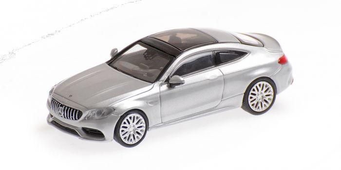 車, ミニカー・トイカー 187 M-AMG C63 C (2015) MINICHAMPS 870037024