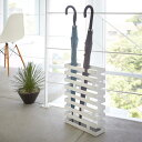 宇治styleで買える「山崎実業 【 かさたて ブリック ワイド ホワイト / 2360 】 インテリア小物 傘立て 金属製 アンブレラスタンド かさ立て おしゃれ シンプル」の画像です。価格は4,140円になります。