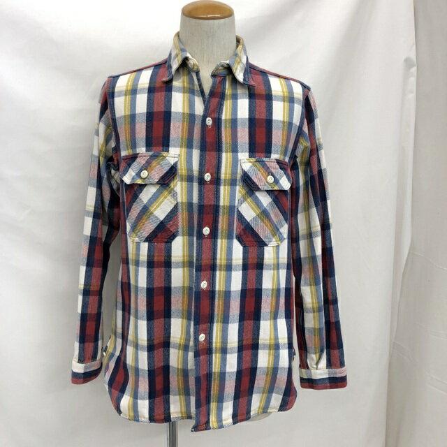 トップス, カジュアルシャツ WAREHOUSE WASHWEAR L 16-16 12 T