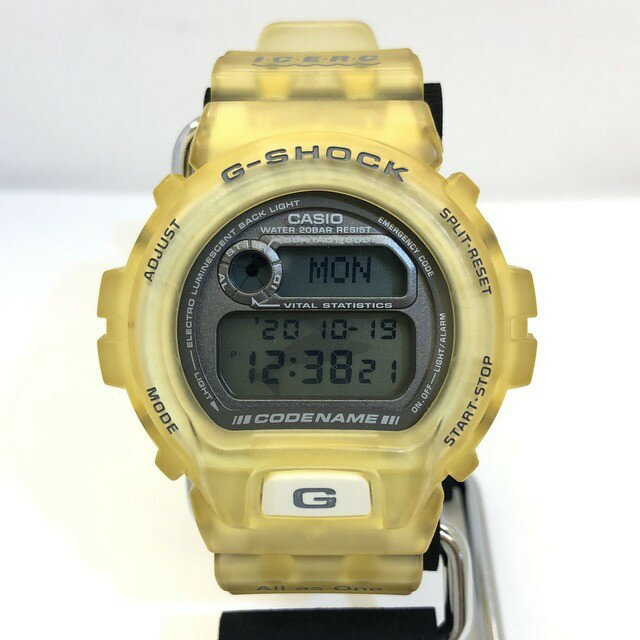 腕時計, メンズ腕時計 G-SHOCK CASIO DW-6910K 6 ICERC CODE NAME ALL AS ONE 1997 T ITC3574A8XJT RY3779