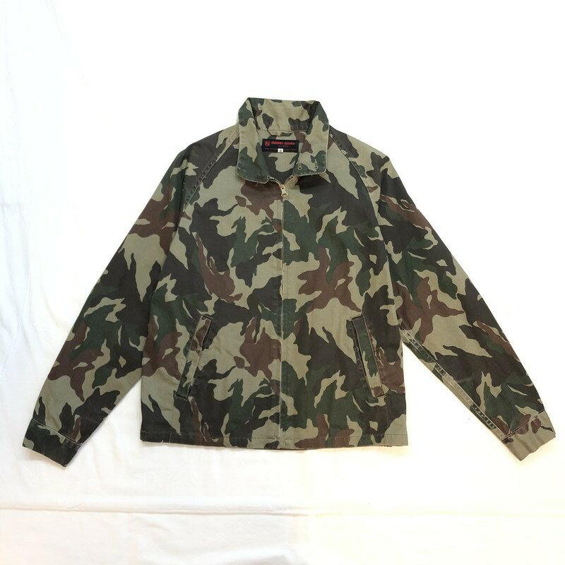 メンズファッション, コート・ジャケット HIDEHIKO YAMANE EVISU JACKET KAHKI CAMO 36 MENS ITWYEUYMJGOG RKR2064G
