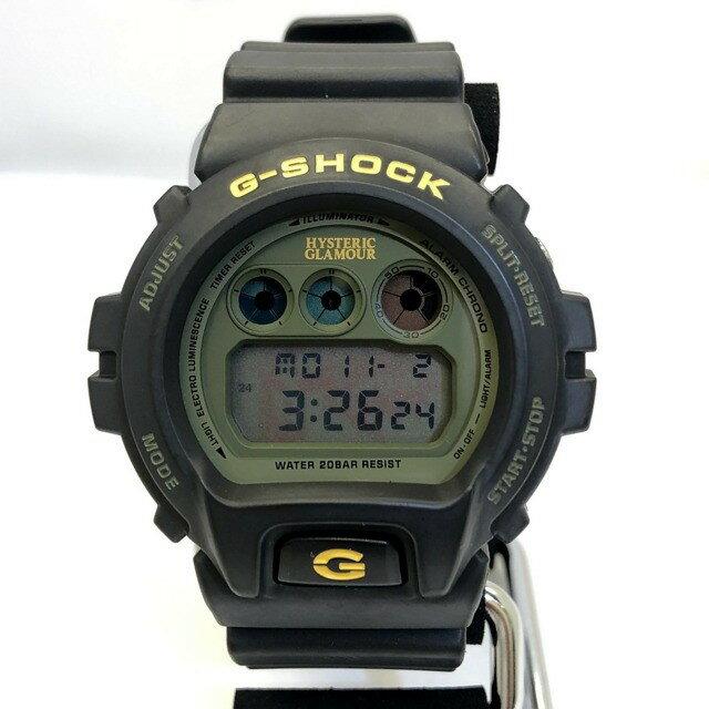 腕時計, メンズ腕時計 G-SHOCK CASIO DW-6900FS HYSTERIC GLAMOUR T ITKNKWESRGF4 RY3848