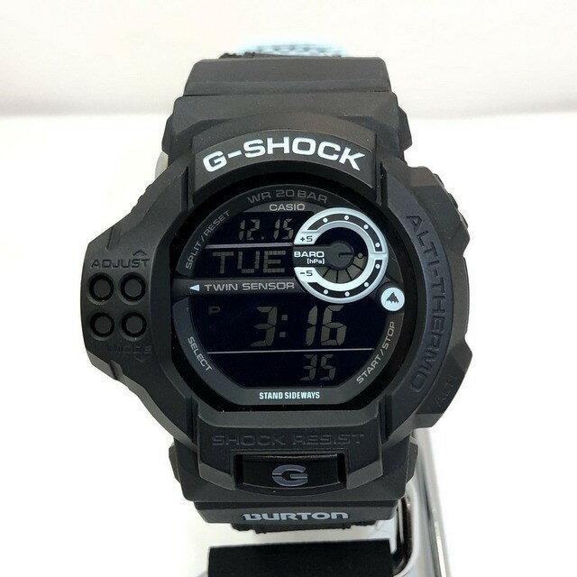 腕時計, メンズ腕時計 G-SHOCK CASIO GDF-100BTN-1 30 BURTON T IT9NT6YY298B RY4077