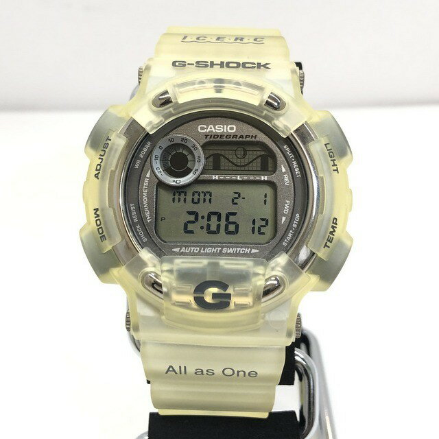 腕時計, メンズ腕時計 G-SHOCK CASIO DW-8600KJ 1998 7 ICERC FISHERMAN T ITXWVX283PV3 RY4242