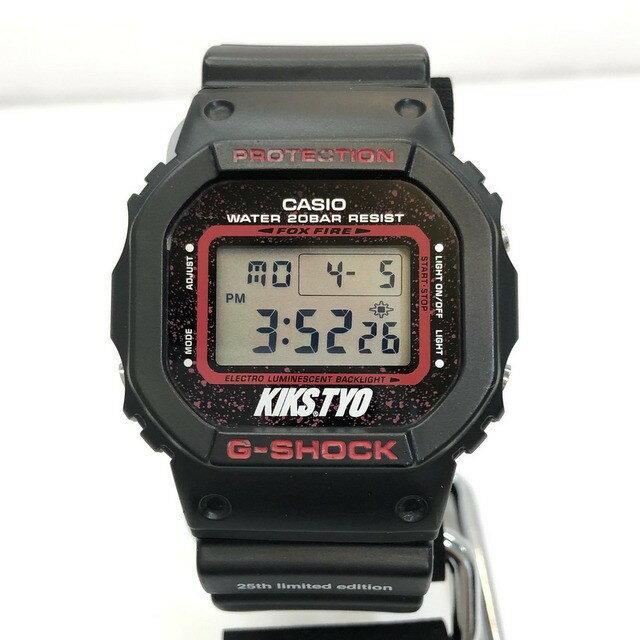 腕時計, メンズ腕時計 G-SHOCK CASIO DW-5600VT KIKS TYO 25 T ITU1MVH5GZKG RY4519