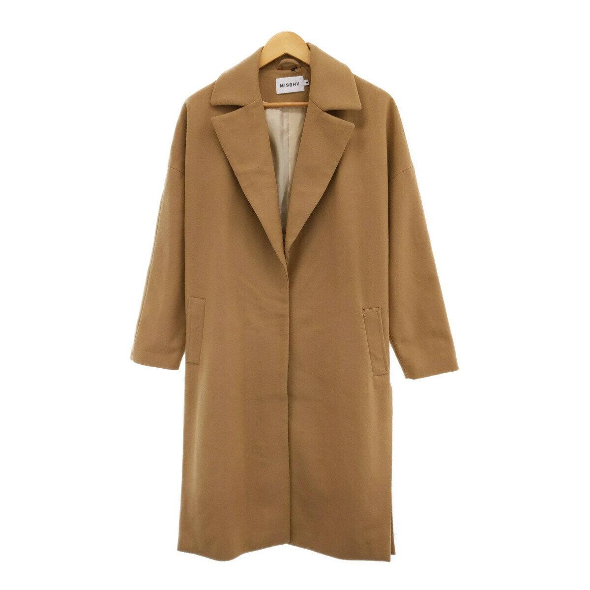 レディースファッション, コート・ジャケット MISBHV WOOL M ITLN4LT16XBS RM2027D
