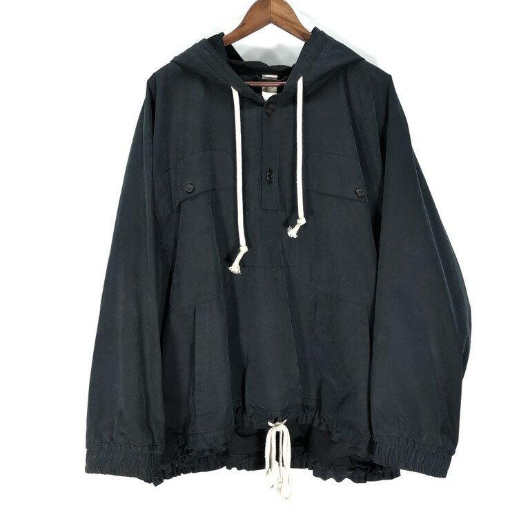 メンズファッション, コート・ジャケット O PROJECT 19AW HOODED PULL-OVER JACKET JAN-JAN VAN ESSCHE ITUDOT3O3NTG RM1616I