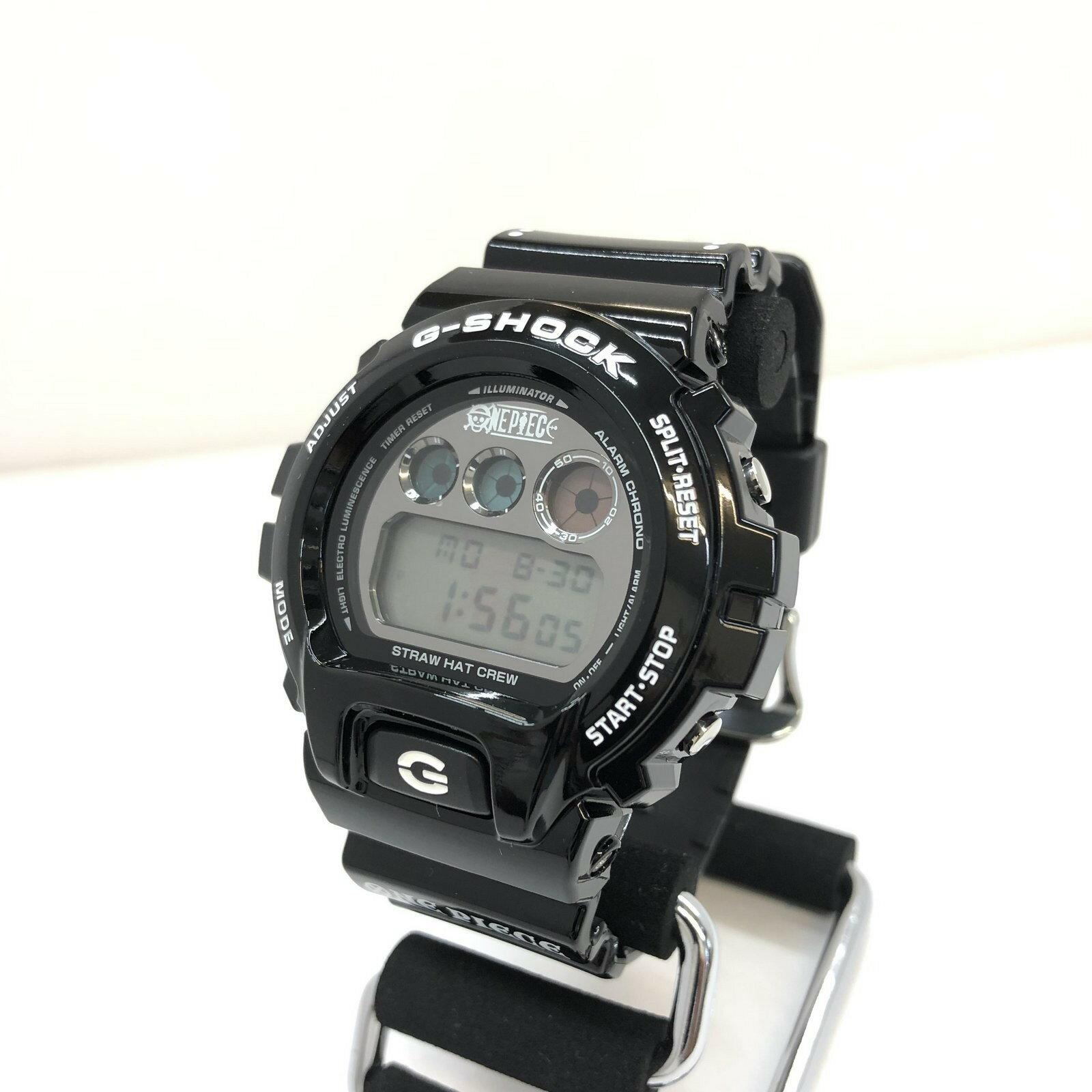 腕時計, メンズ腕時計 G-SHOCK CASIO DW-6900FS ONE PIECE T ITV1W2Z1G6FH RY5144