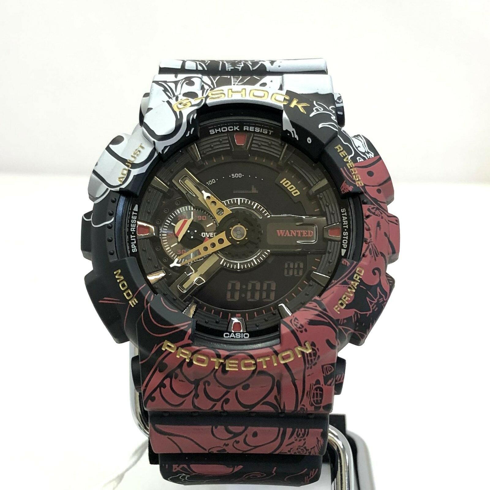腕時計, メンズ腕時計 G-SHOCK CASIO GA-110JOP-1A4JR ONE-PIECE T ITZLIRWUNLGF RY5166