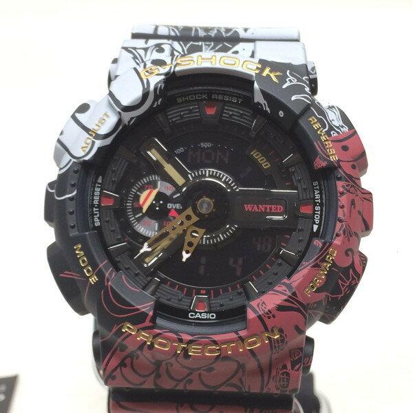 腕時計, メンズ腕時計 G-SHOCK GA-110JOP-1A4JR CASIO ONE-PIECE ITWUUIEKVEXO RM1466D