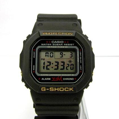 腕時計, メンズ腕時計 G-SHOCK CASIO DW-5600VT X-girl 2 T 270646 RY0258