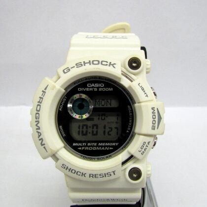 腕時計, メンズ腕時計 G-SHOCK CASIO GW-206K FROGMAN 2006 6 ICERC ISO200M T 275993 RY0502
