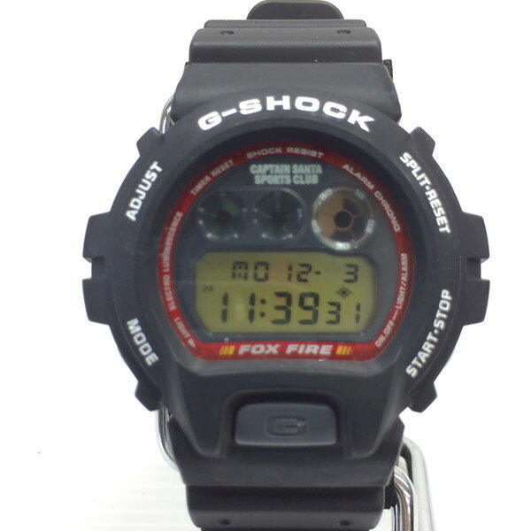 腕時計, メンズ腕時計 G-SHOCK CAPTAIN SANTA DW-6900FS CASIO SPORTS CLUB LIMITED EDITION 215276 RM3033