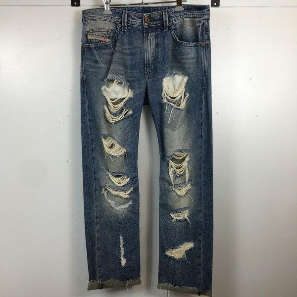 メンズファッション, ズボン・パンツ DIESEL THAVAR blue W30 234079 RK5010M