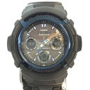 CASIO G-SHOCK カシオ ジーショック タフソーラー電波 腕時計 ウォッチ AWG-100 ...