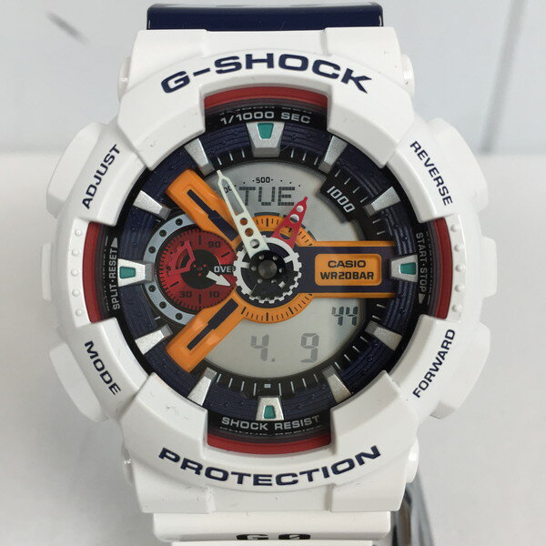 腕時計, 男女兼用腕時計 CASIO G-SHOCK GA-110PS-7AJR EVANGELION WATCH 370470RK474G