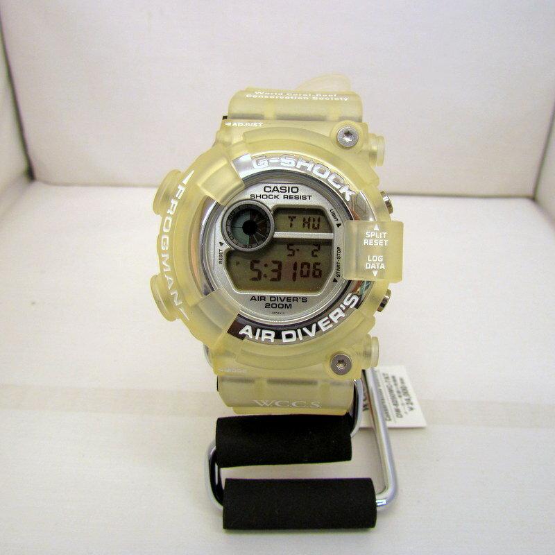 腕時計, メンズ腕時計 G-SHOCK CASIO DW-8250WC-7AT FROGMAN WCCS ISO200M T 327364 RY1256