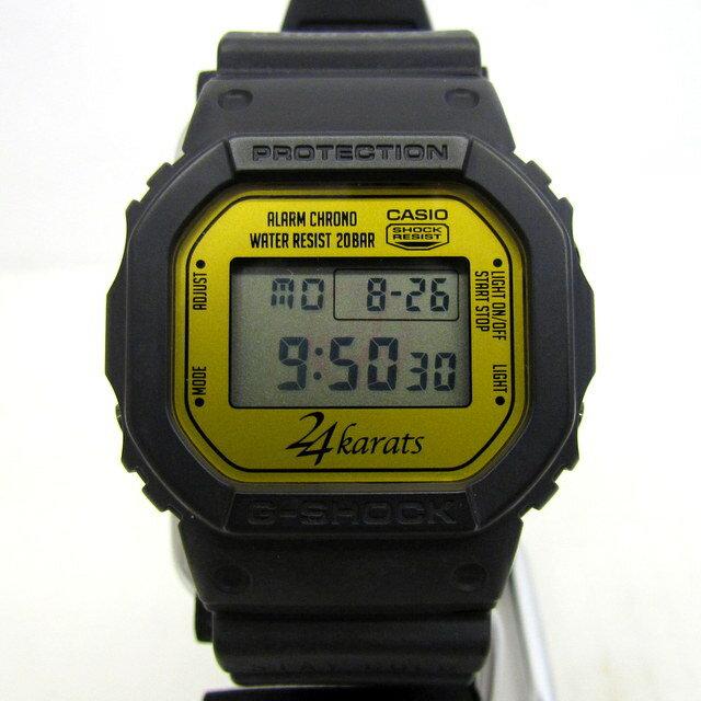 腕時計, メンズ腕時計 G-SHOCK CASIO DW-5600VT 24Karats T 355763 RY1659