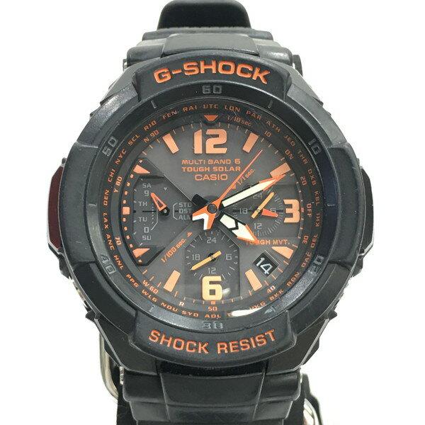 腕時計, メンズ腕時計 G-SHOCK GW-3000B-1AJF GRAVITYMASTER 538566 RM0279D