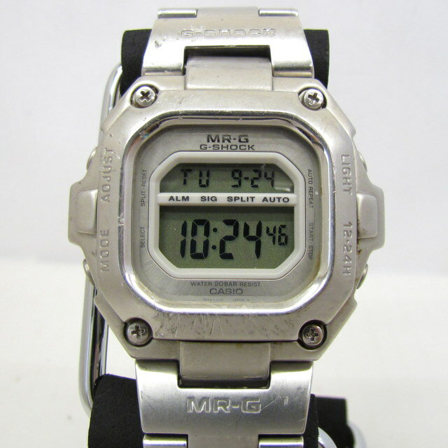 腕時計, メンズ腕時計 G-SHOCK CASIO MRG-110 MR-G SS T 362433 RY1836