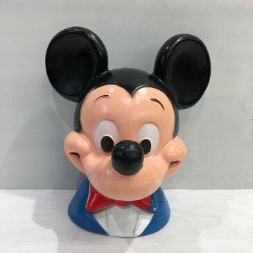 Mickey ミッキー Face Bank 貯金箱 ミッキーマウス マルチカラー メンズ ヴィンテージ 三国ヶ丘店 566613 【中古】 RM2270T