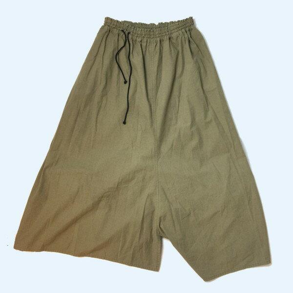ボトムス, パンツ Ys YR-P15-009 yohji yamamoto khaki 2 795455 RK1055G