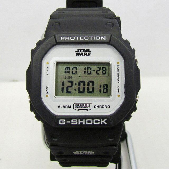 腕時計, メンズ腕時計 G-SHOCK CASIO DW-5600VT STAR WARS T 371411 RY1927