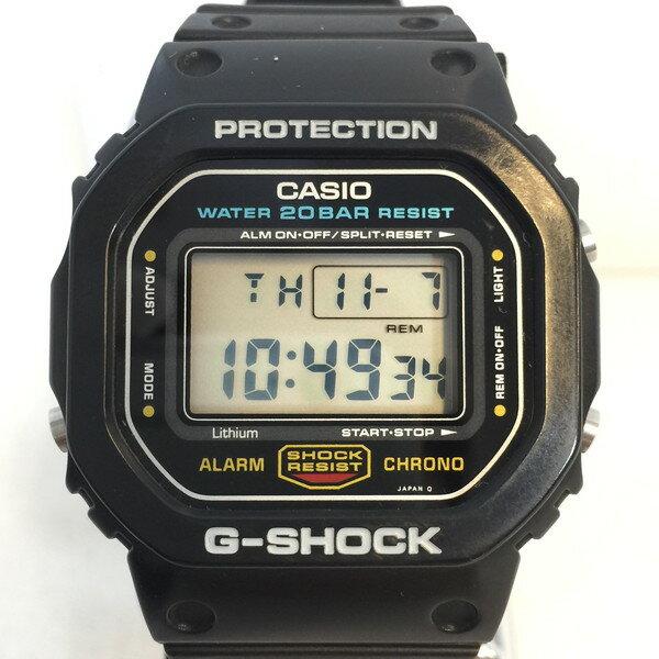 腕時計, メンズ腕時計 CASIO G-SHOCK DW-5600C-1 20BAR 901 black 805703 RK1116G
