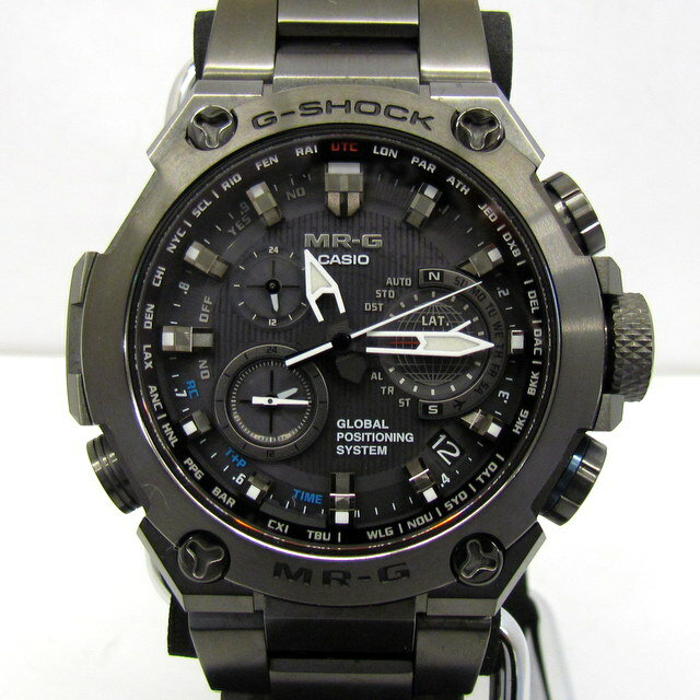 腕時計, メンズ腕時計 G-SHOCK CASIO MRG-G1000B-1AJR MR-G GPS T 374856 RY1980