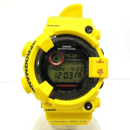 腕時計, メンズ腕時計 G-SHOCK CASIO GF-8230E-9JR FROGMAN 30 30th Lightning Yellow 200m T 382226 RY2115