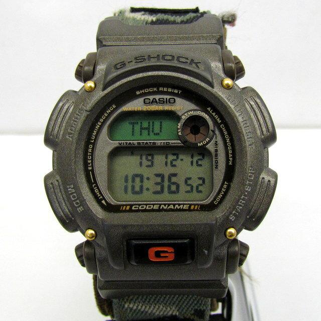 CASIO G-SHOCK CODE NAME G-SHOCK CASIO DW-8800 MA...