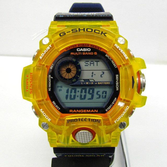 腕時計, メンズ腕時計 G-SHOCK CASIO GW-9403KJ-9JR RANGEMAN 2017 LOVE THE SEA AND THE EARTH T 390955 RY2291