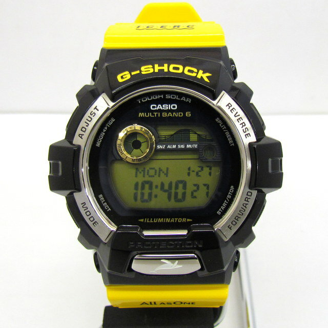 腕時計, メンズ腕時計 G-SHOCK CASIO GWX-8901K-1JR ICERC 2013 6 T 392621 RY2302