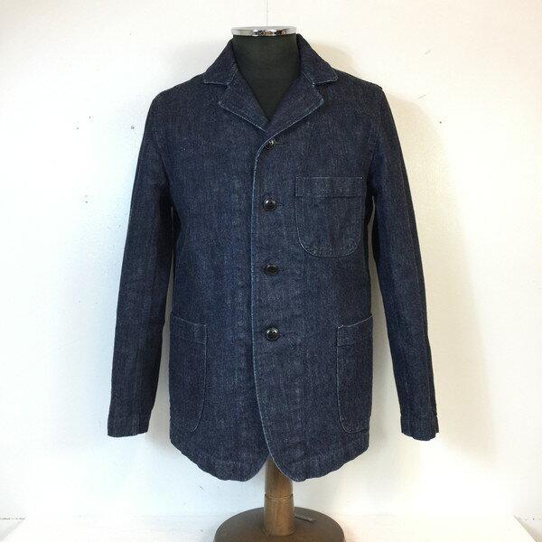 メンズファッション, コート・ジャケット FOB FACTORY DENIM HUNTER JK F2341 DENIM indigo 24,200- 1 872682 RK1551G