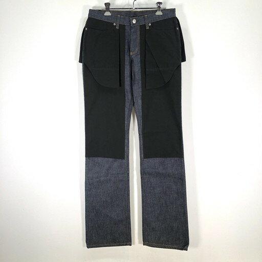 メンズファッション, ズボン・パンツ HELMUT LANG 2003SS inside-out treated raw denim Archive 28 642584 A RM0833I