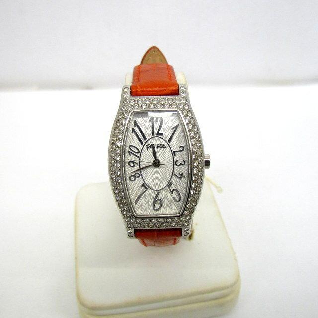 腕時計, レディース腕時計 FolliFollie S1981L 3 T 388273 RY2511