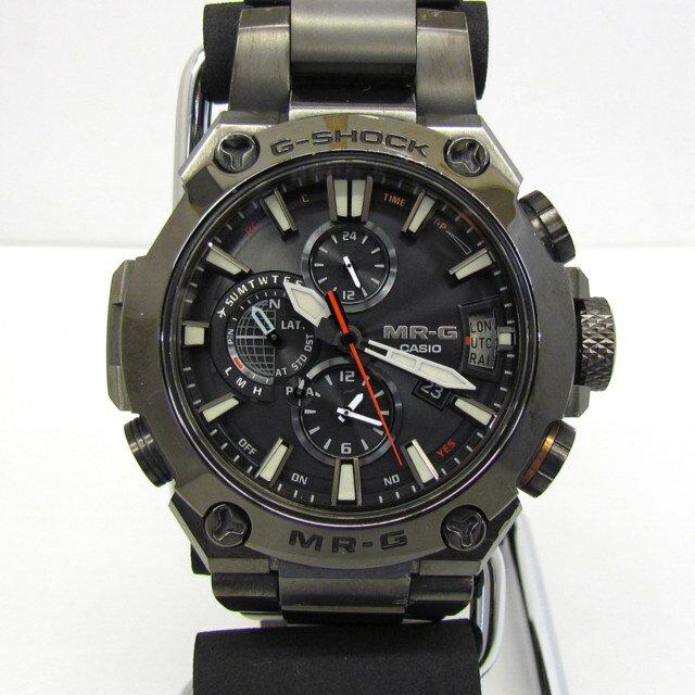 腕時計, メンズ腕時計 G-SHOCK CASIO MRG-G2000CB-1A MR-G BluetoothGPS T 405185 RY2473