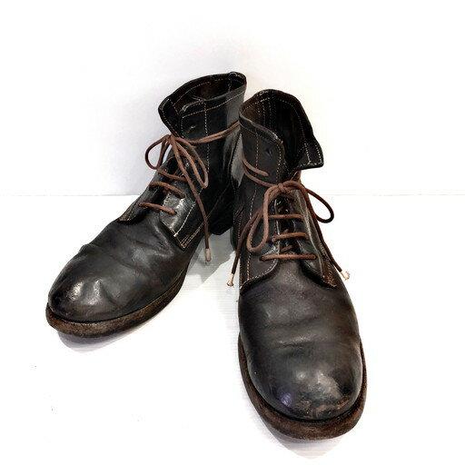 ブーツ, その他 123124 GUIDI HORSE 6HOLE BOOTS 6 Alexander Mcqueen 7 644168 RM0837I